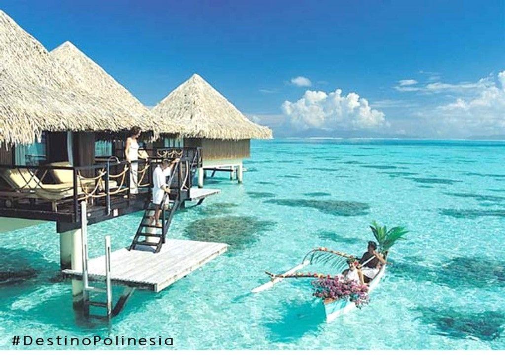 trabajo hotel Polinesia Francesa