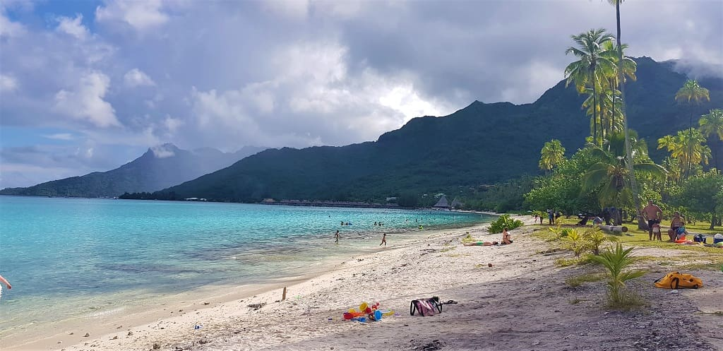 moorea playa