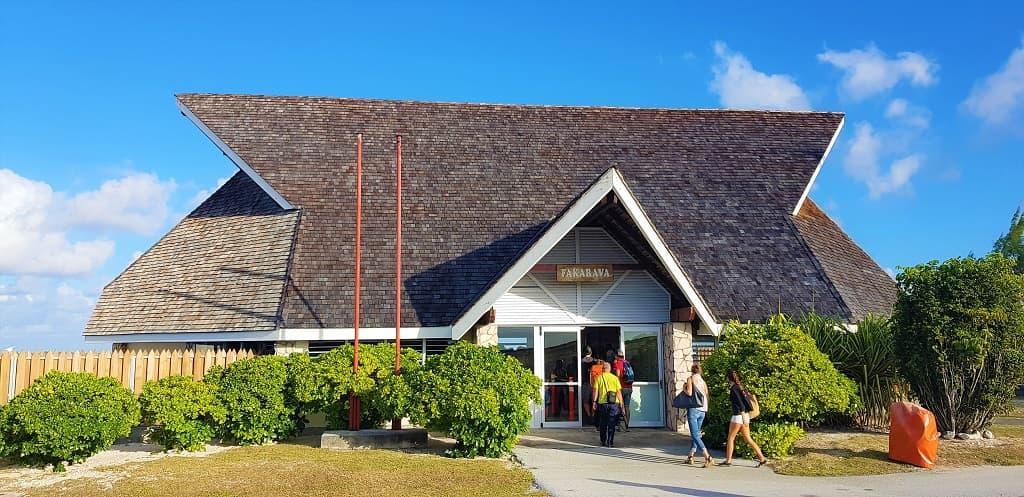 aeropuerto Fakarava