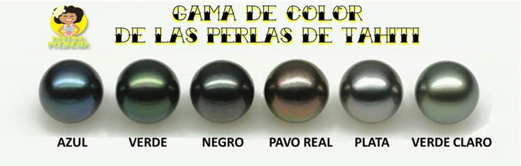 color perla tahiti