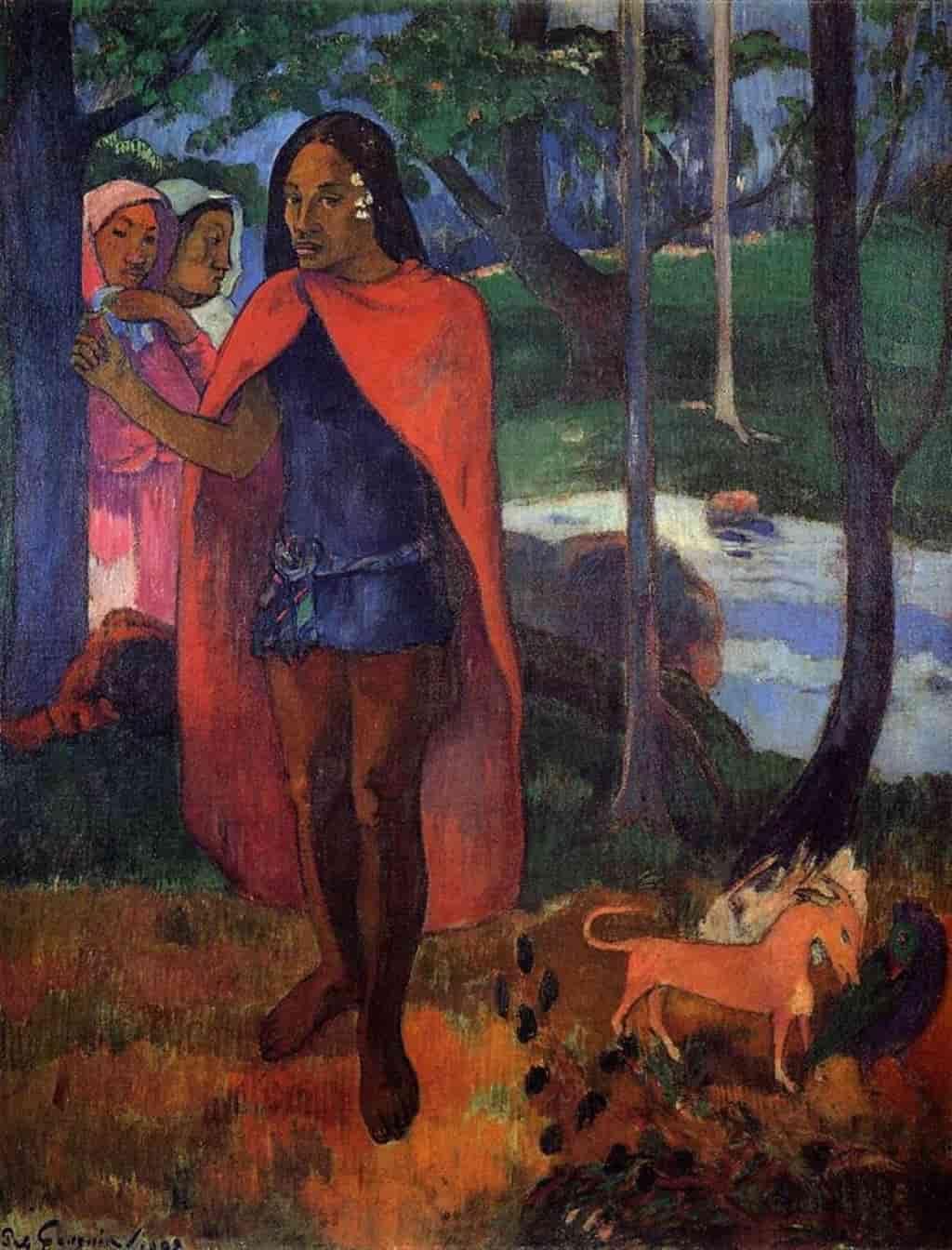 tercer sexo gauguin