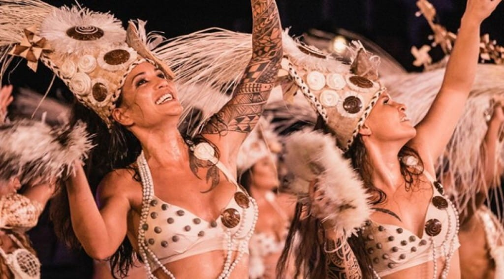 danza tahiti