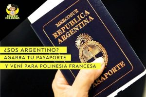 Viajar de Argentina a Polinesia Francesa, todo lo que necesito saber