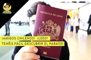 Viajar desde Chile a Polinesia Francesa. Todo lo que necesito saber