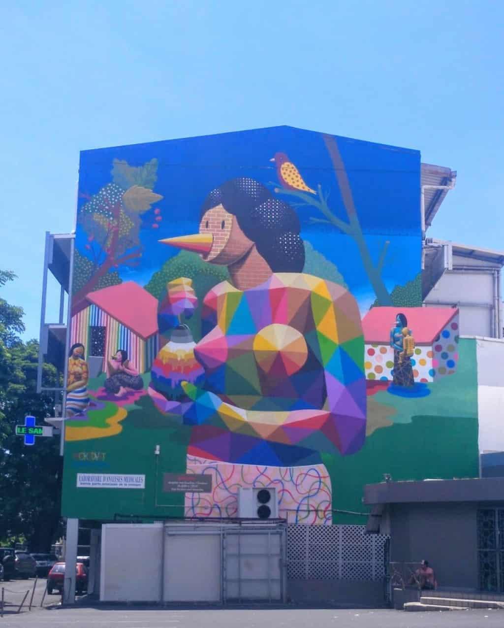 street art tahiti