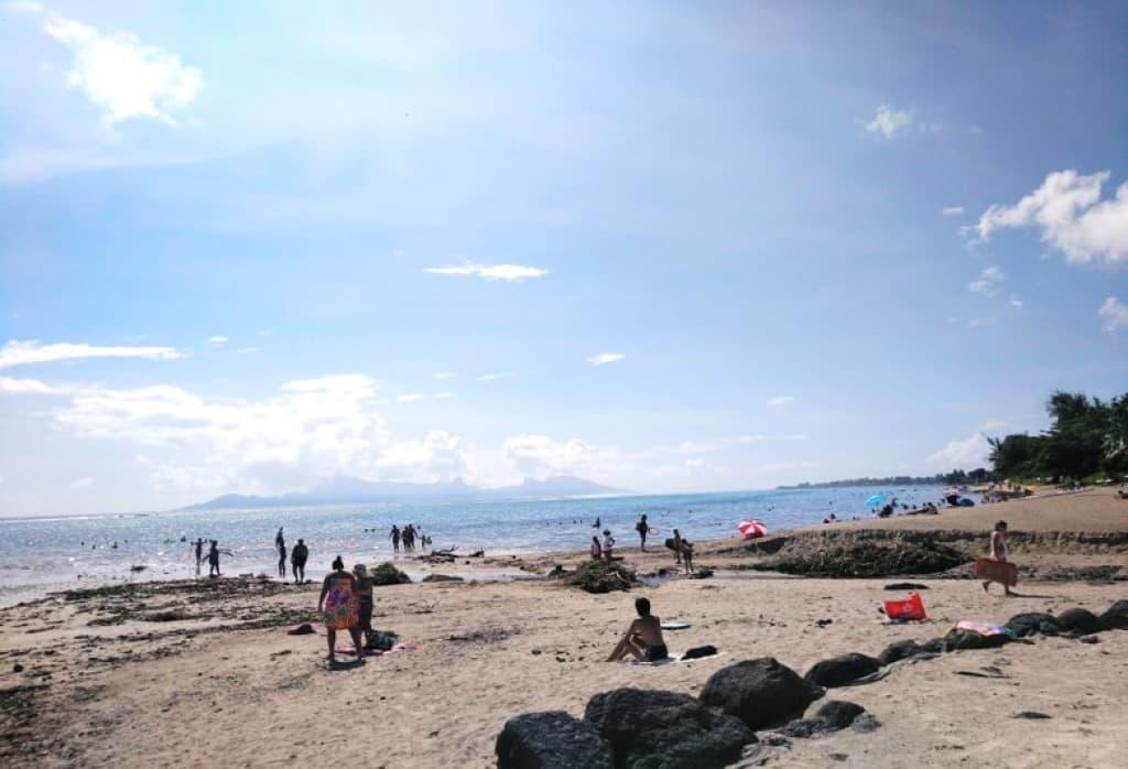 playa tahiti