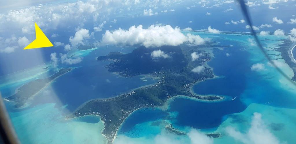 Bora Bora paso