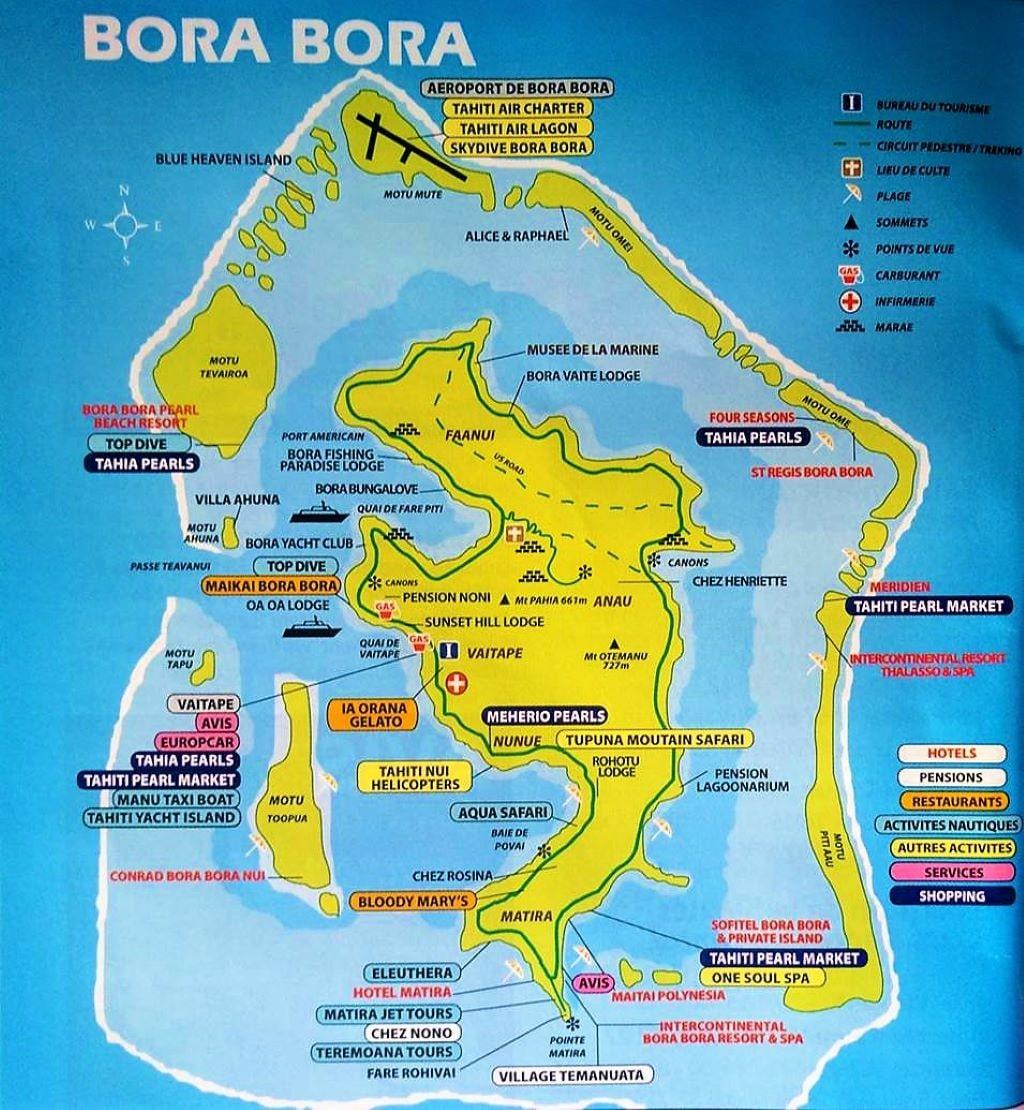 Bora Bora Los Detalles Sobre El Viaje De Tu Vida