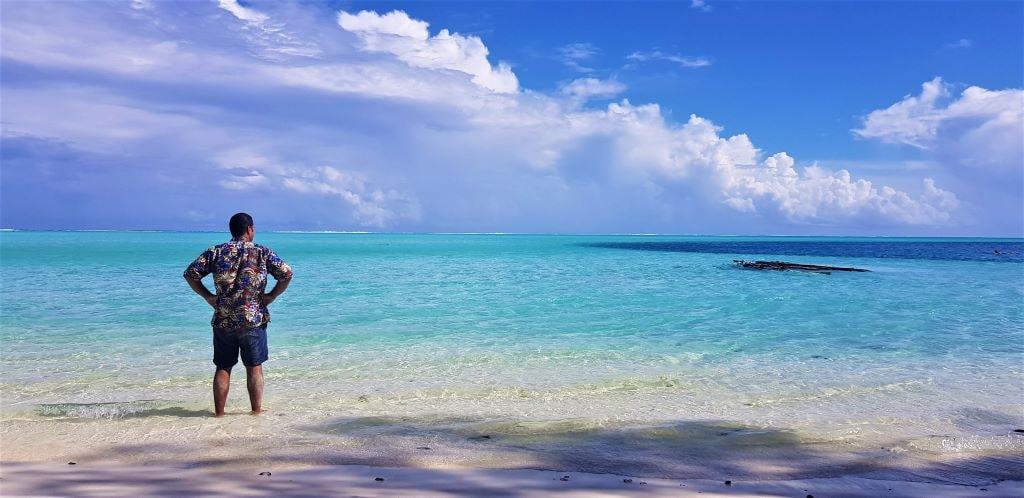 playas Bora Bora