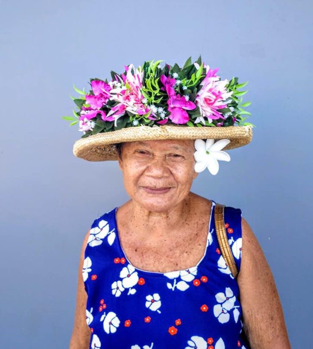 flor polinesia