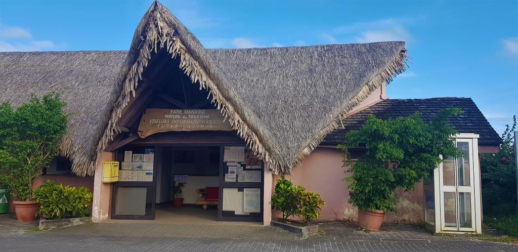 oficina turismo Bora Bora