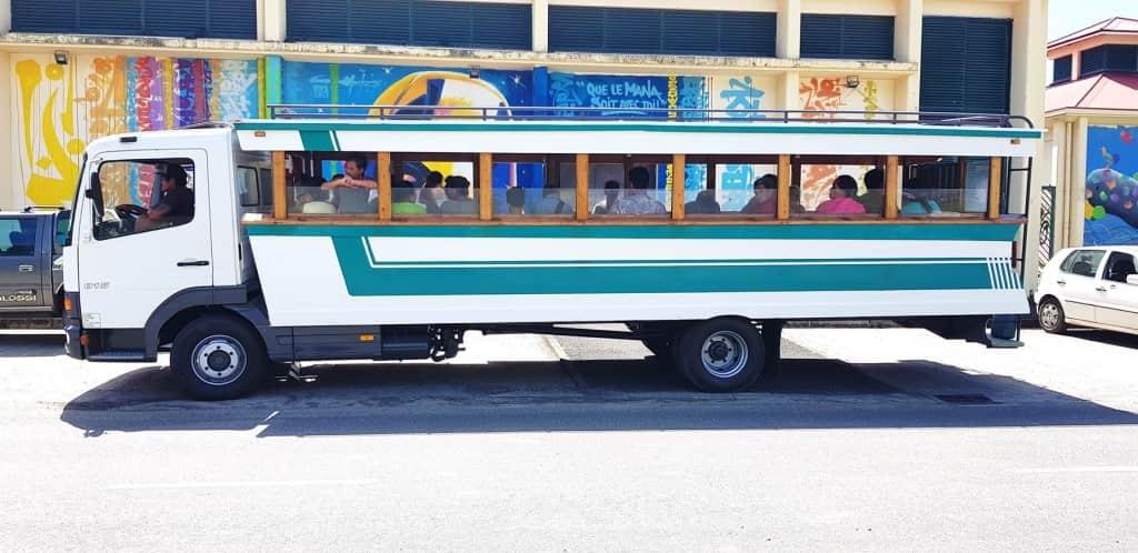 transporte polinesia francesa