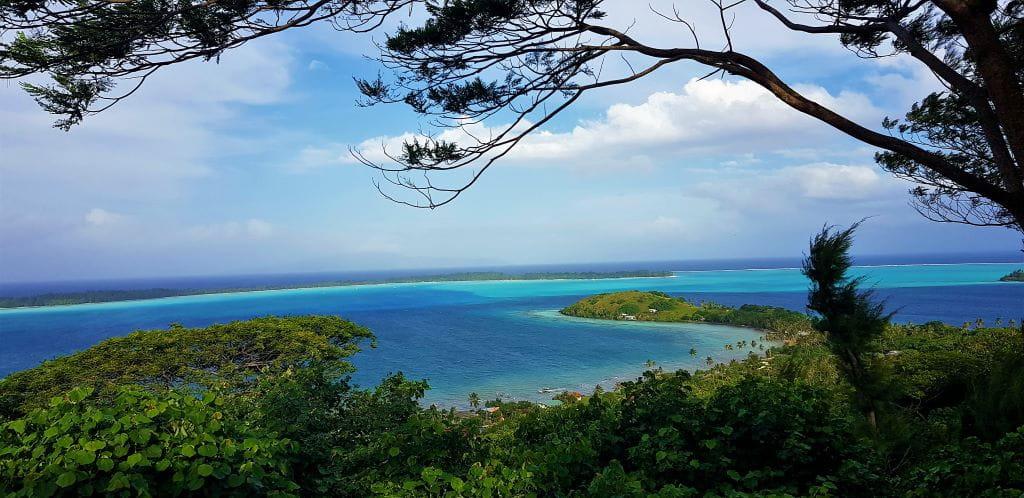 ruta Bora Bora