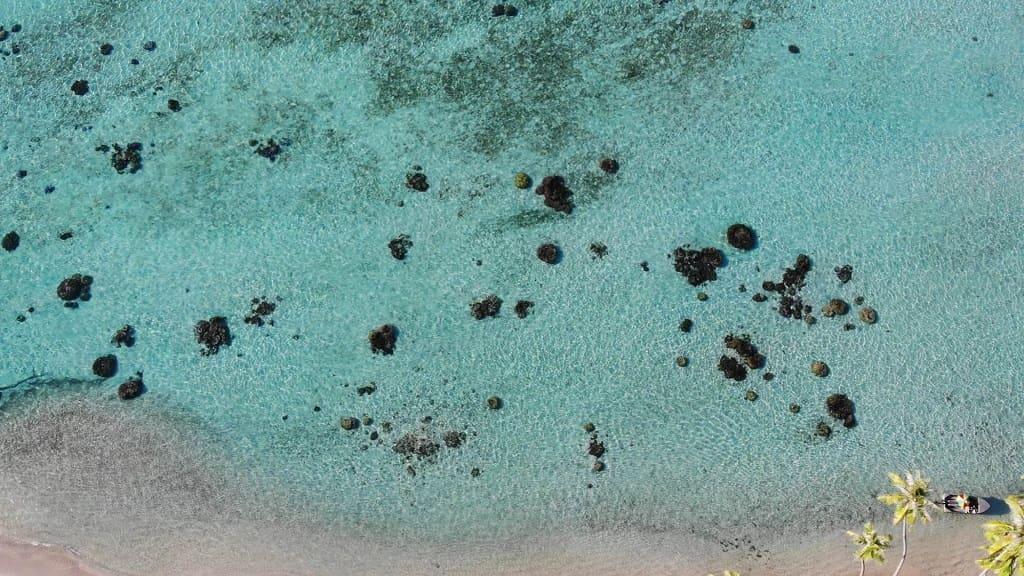 playa Raiatea