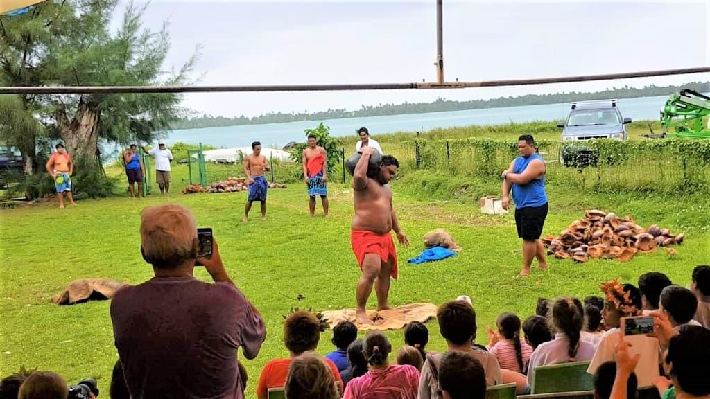 cultura maupiti