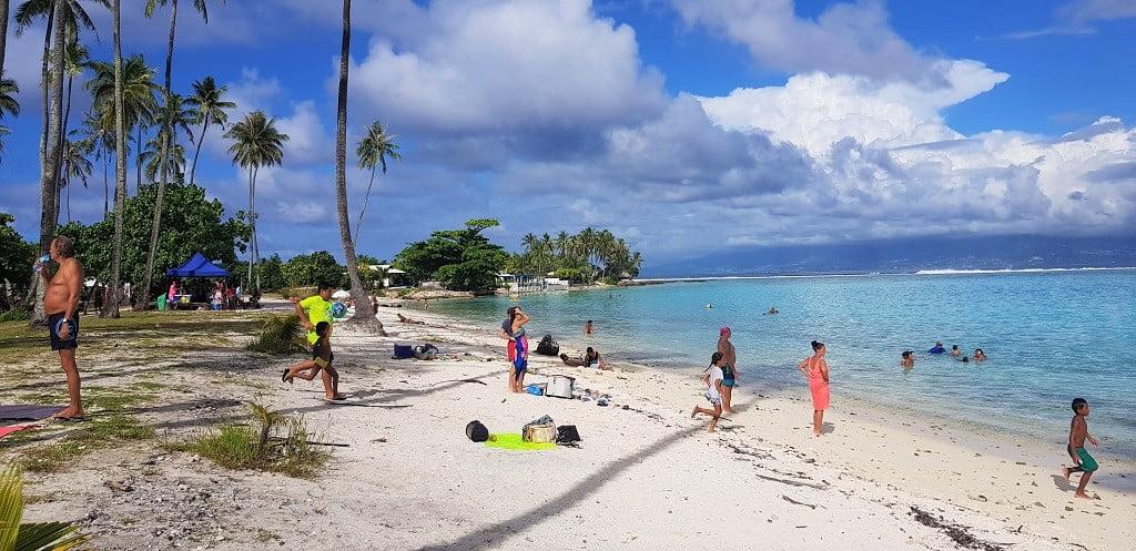 playa Temae