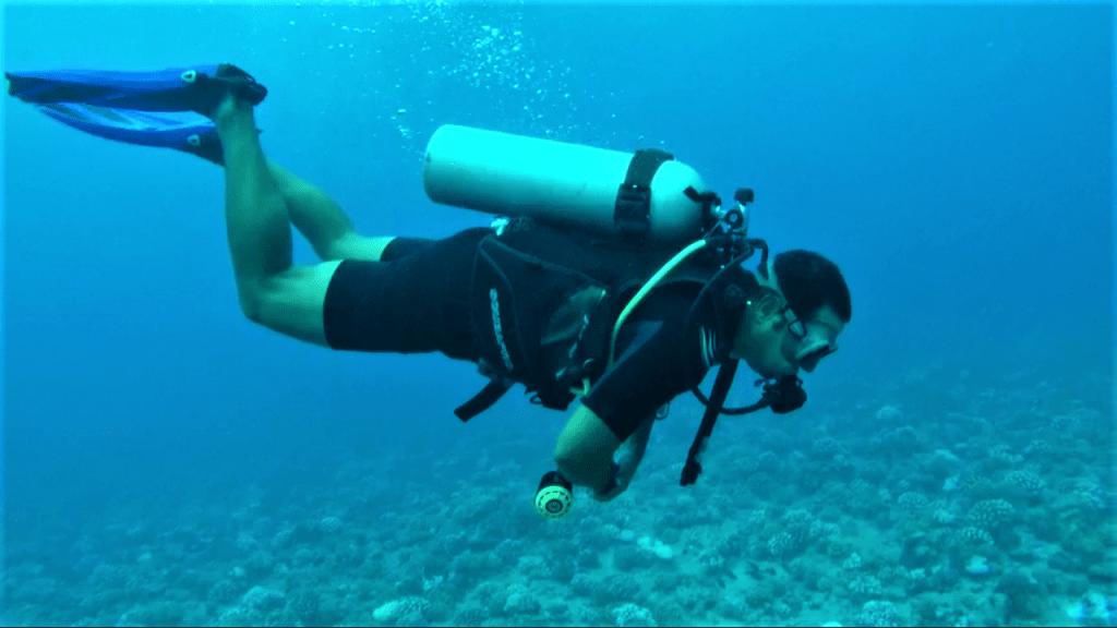 buceo Bora Bora