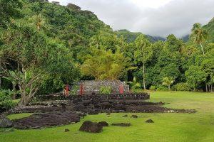 Marae, los conjuntos ceremoniales de Polinesia